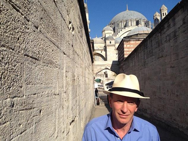 Discoveries: Simon Sebag Montefiore explores the alleyways of Istanbul