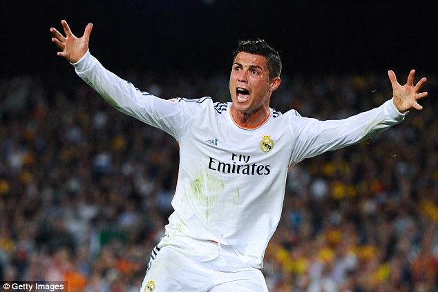 How much! Real Madrid have been hit with a hefty fine after signing a TV deal with Mediapro