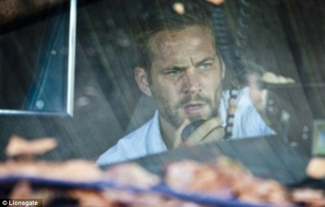 Paying tribute? It is unclear how movie producers will deal with the tragic death of Paul Walker, who played retired police officer Brian O'Conner in the franchise