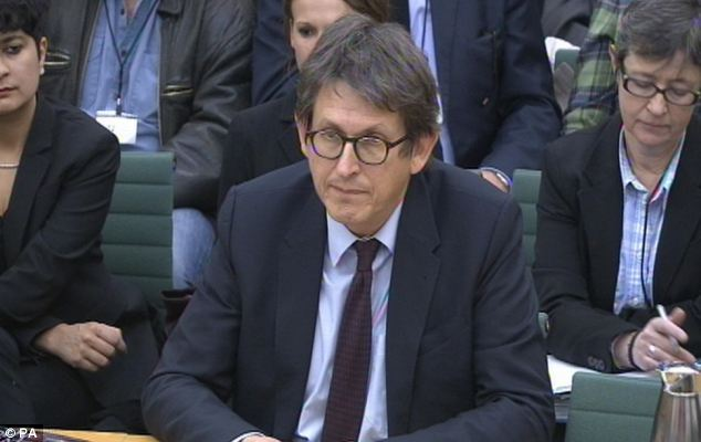 Editor of The Guardian newspaper Alan Rusbridger was called to give evidence to the Home Affairs Committee on why he published files leaked by Edward Snowden