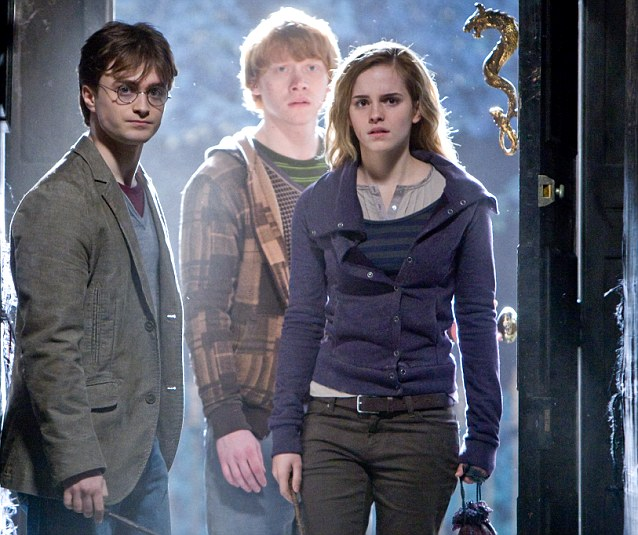 The books and films not only made stars of actors Daniel Radcliffe, Rupert Grint and Emma Watson, but also inspired a whole generation to read