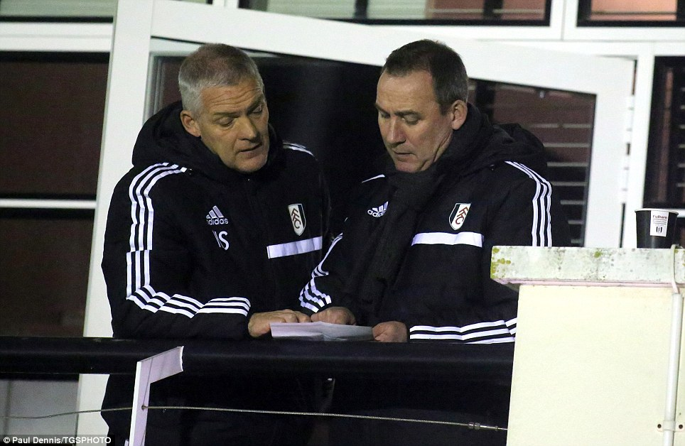 Animal passion: Rene Meulensteen is a promising coach and fancies himself as a bit of a zookeeper too