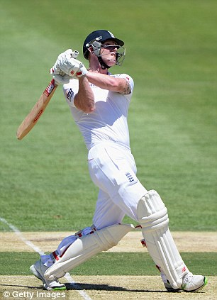 In the frame: Ben Stokes could be picked for the second Ashes Test
