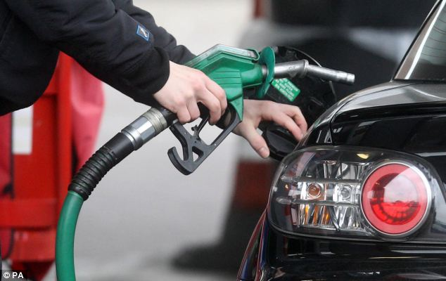 Almost half of motorists have cut back on spending or driving as a result of high fuel costs, according to an AA survey