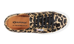 They're darling...Trainers, £89, The Blonde Salad for Superga, superga.co.uk