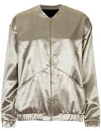 jacket, £58, Topshop, topshop.com