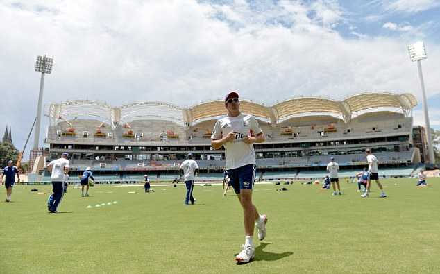 Grounds for concern: England know they must bounce back after the comprehensive defeat at the Gabba