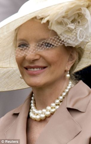 Princess Pushy: The 68-year-old princess has spent her married life in a truly enviable situation