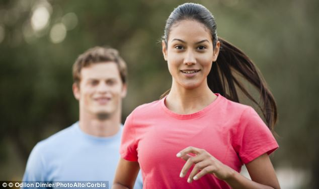 Dutch researchers discovered that people who take regular exercise are better at creative thinking