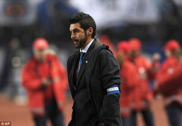 Under pressure: Paulo Fonseca is hoping to get his side back on track