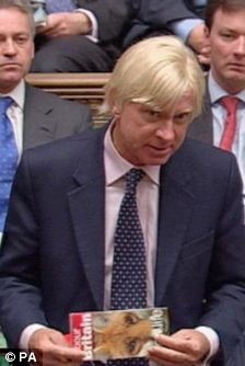 Conservative MP Michael Fabricant