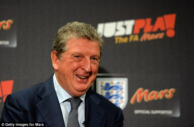 Draw specialist: Roy Hodgson says he is not fearful of whoever England are drawn to play in next year's showpiece