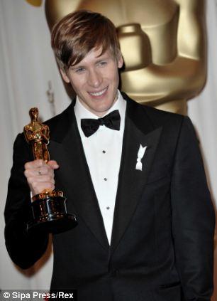 Dustin Lance Black won an Oscar for Milk starring Sean Penn