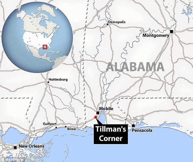 Brittney Wood was last seen at Tillman's Corner, Alabama