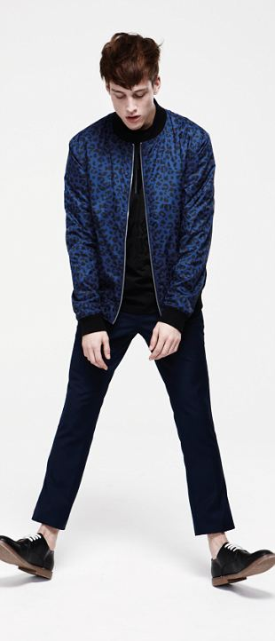 Jacket £19, top £6, trouser £12