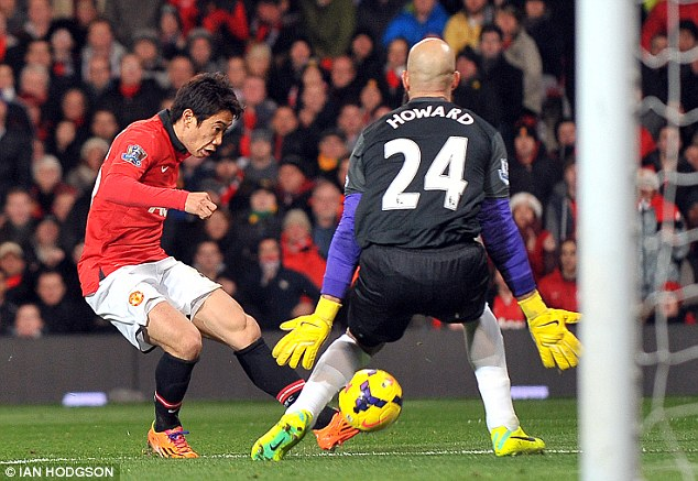 Scare: Paramedics were called to the home of Kagawa who did not require hospital treatment