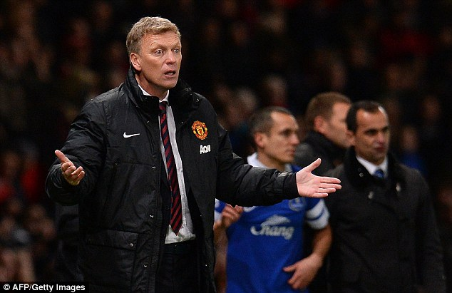 Concern: David Moyes has said he will have to see how the Japanese midfielder is on Saturday