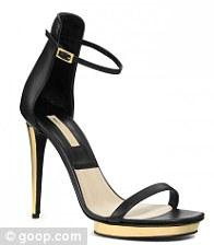 Delphia runway heel, £364.14