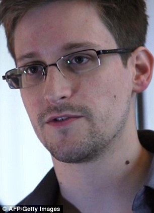 Wanted: Snowden worked at the National Security Agency for four years