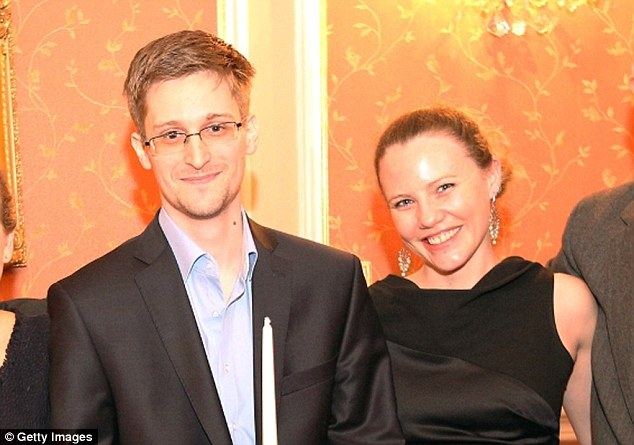 Sanctuary: Whistleblower Snowden with Harrison in Moscow
