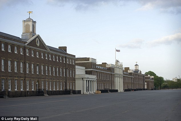 Roll of shame: The Royal Artillery saw 90 soldiers fail a compulsory drugs test