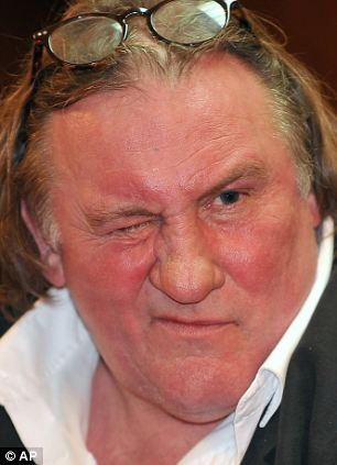 French actor Gerard Depardieu wrote an open letter to France's prime minister Jean-Marc Ayrault last year explaining why he was leaving his native country