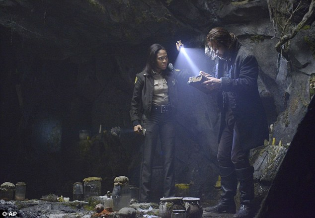More to come! The 41-year-old filmmaker is currently hard at work directing and producing the second season of Sleepy Hollow, which premieres September 22 on Fox
