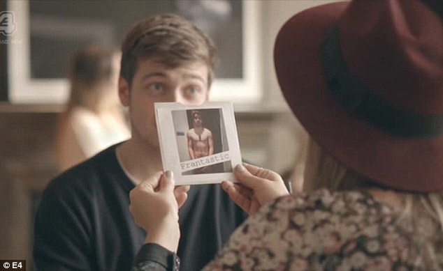 About as appealing as Nigel Farage Junior, Sam gave Fran a CD which had a picture of himself naked, the word 'Frantastic' and, worst of all, a James Blunt track