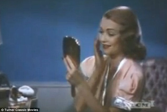 1937 video Daily Beauty Rituals, presented by Constance Bennett, was released by Turner Classic Movies