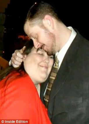 But the couple split after Susanne lost seven stone following health concerns and Parker started to miss her size