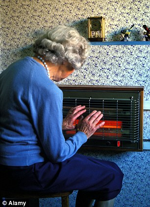 Rising bills: Even after the green levy rollback energy bills are set to rise this winter