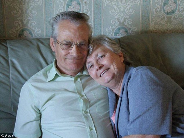 Much loved: Anthony and Pamela Adams who were amongst those killed in fatal crash on the M5 near Taunton, Somerset, in November 2011