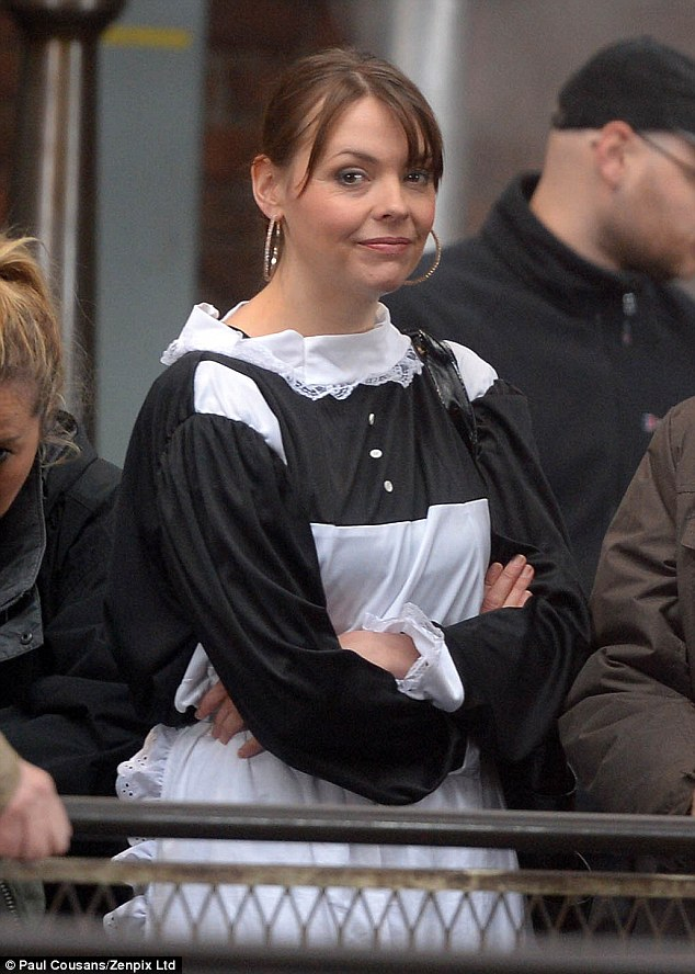 Coronation Street S Steve Mcdonald And Tracy Barlow Dress