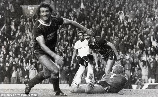 Old days: Craig Johnston was also Australian, and played for Liverpool, but he sounded them out