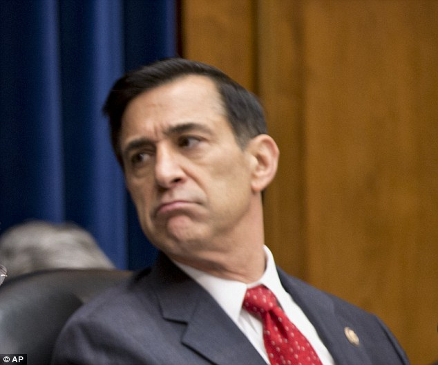 House Oversight Committee Chairman Rep. Darrell Issa is a no-nonsense investigator whose knife-in-the-teeth approach to Obamacare has rankled Democrats for more than a year