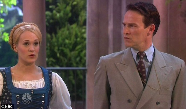 Keep your Von Trapp shut: Stephen can always hit back at critics by pointing to its stellar ratings