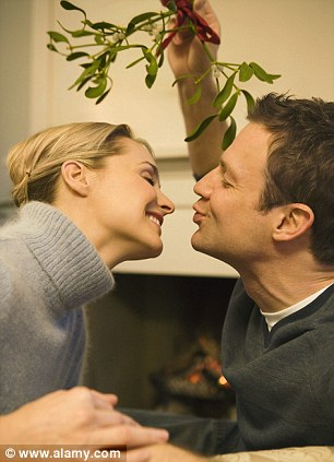 Love is in the air: The festive spirit helps many couples conceive in December