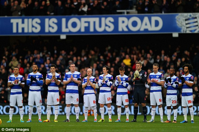 Plan: QPR aim to be back in the Premier League when they move into their new stadium