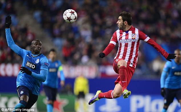 Star turn: Mangala has impressed at centre back this season and has attracted some attention