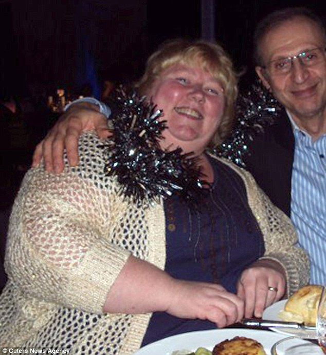 'Disgusted': Sonia Fowler says photos of her at last year's Christmas party inspired her to lose weight ahead of this year's festive bash