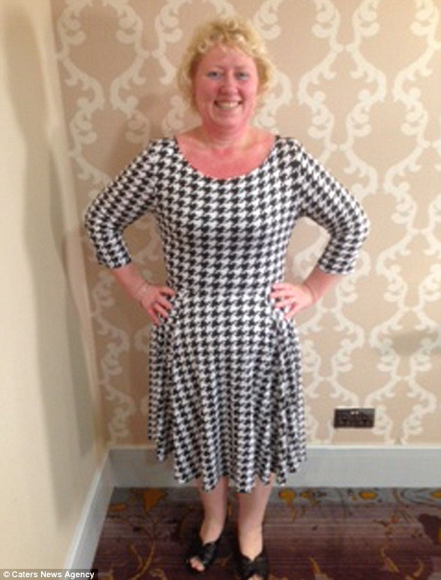 Despite not exercising, Sonia has managed to lose 9 stone in just one year with the Cambridge Plan