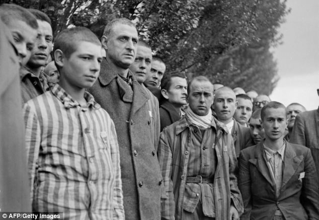 Between 1933 and 1945, more than 200,000 people from 38 countries were held at Dachau and at least 30,000 people were killed, starved or died of disease