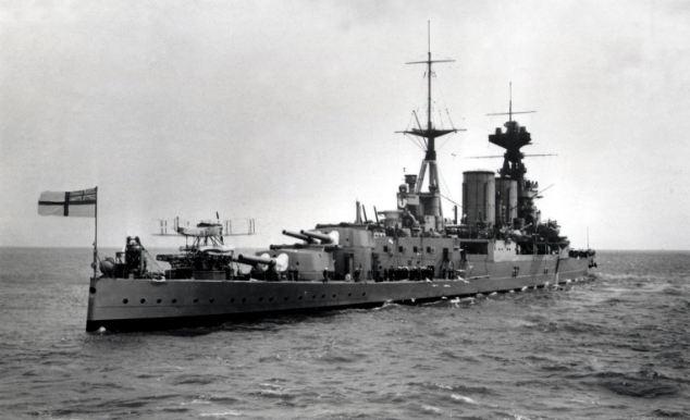Deadly: The Battle of Jutland was deemed the most crucial naval battle of the First World War