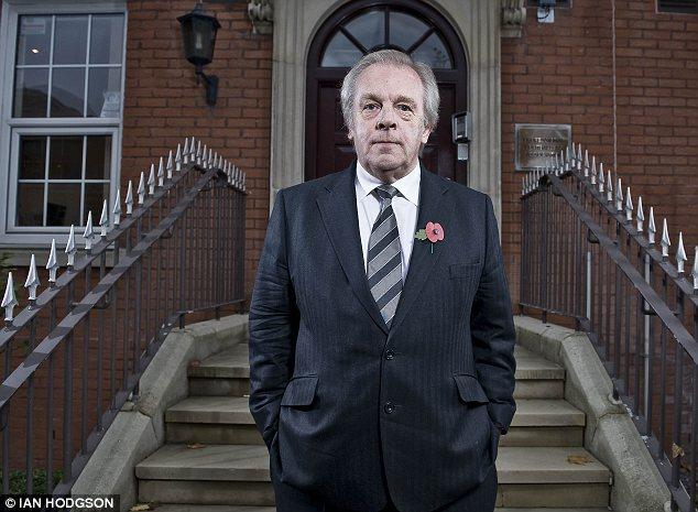 Call: PFA chief executive Gordon Taylor has called for a blanket ban