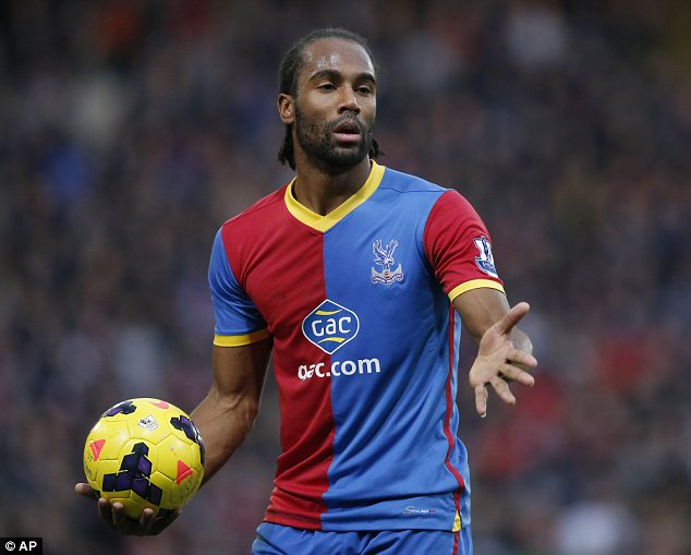 Caught out: Striker Cameron Jerome was fined £50,000 when at Stoke