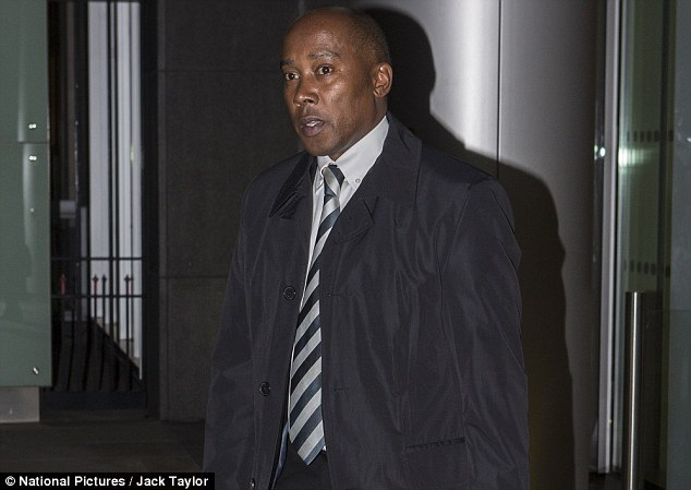U-turn: Anthony Hamilton told the High Court he has 'found lost evidence'