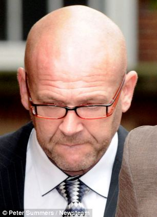 Mark Hawthorn claimed benefits while performing as a drag act