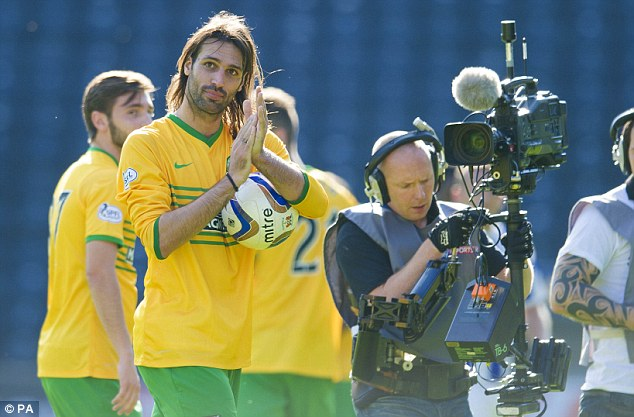 Here and there: Georgios Samaras could be on his way back to the Premier League with Hull City