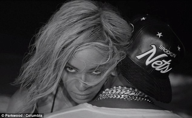 Hip-hop power couple: Jay-Z cameos on Beyoncé's new single Drunk In Love off her self-titled fifth studio album