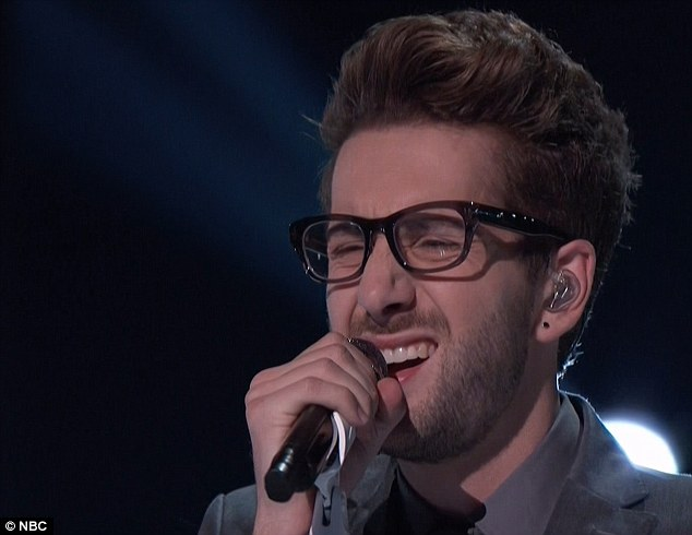 Still in it: Will Champlin overcame a lot to make it to the finals